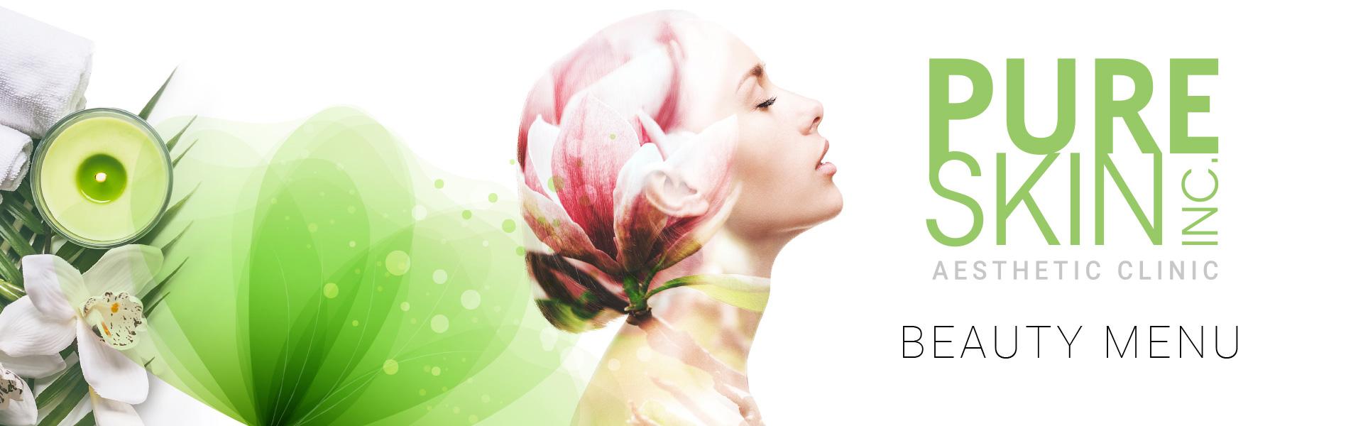 Beauty Menu - Beauty Salon Roodepoort